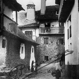 Hecho y Anso Antiguo. fotografia