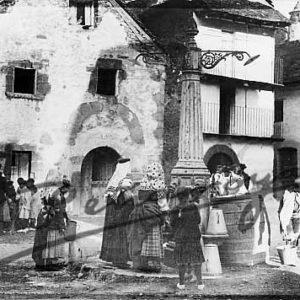 Fotos de Hecho y Anso antiguo
