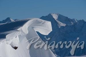 Nieve en Pirineos Panoramicas Astun